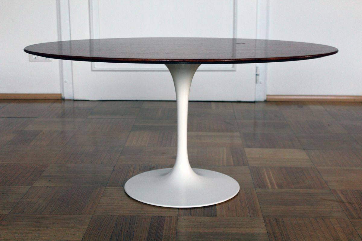 Tulip Coffee Table By Eero Saarinen For Knoll 1957 For Sale At Pamono