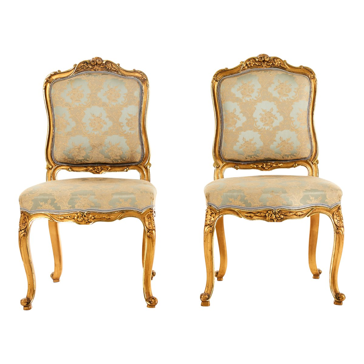 Antique louis xv style chairs set of 2 for sale at pamono - Reasons choosing vintage style furniture ...