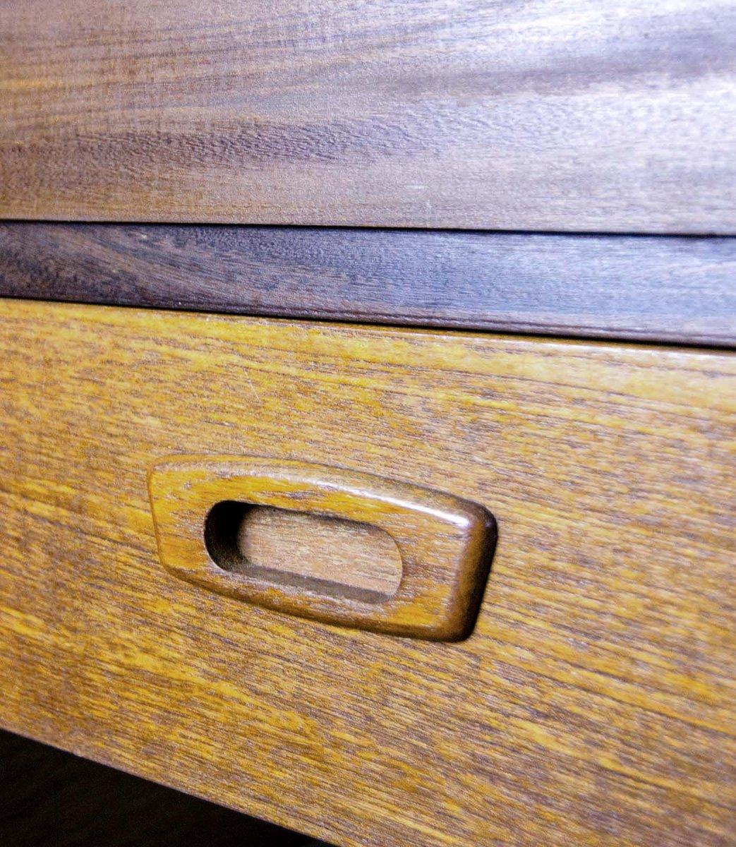 Drop Leaf Desk By Arne Vodder For Asko 1960s For Sale At