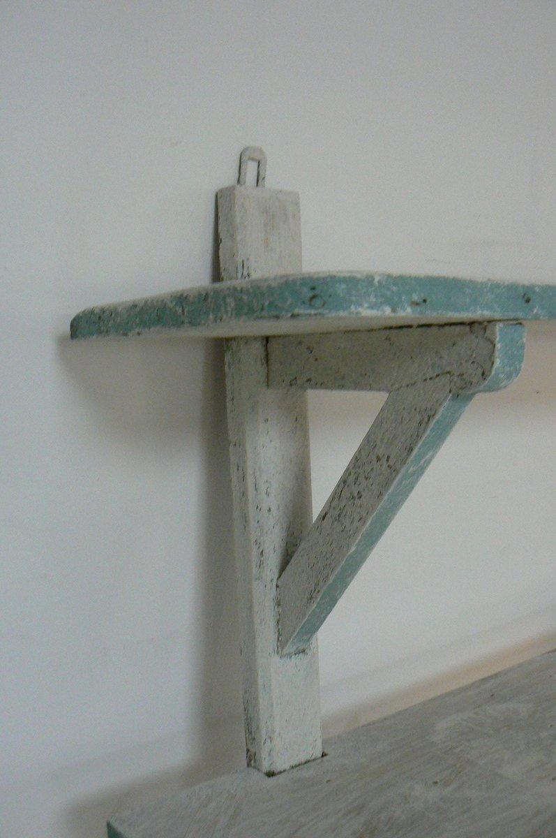 Bauhaus Holzregal wandmontiertes bauhaus regal bei pamono kaufen