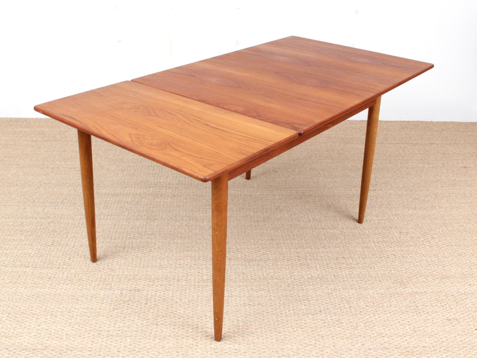 Scandinavian dining table by yngve ekstr m for hugo troeds 1950s for sale at pamono - Dining table scandinavian ...
