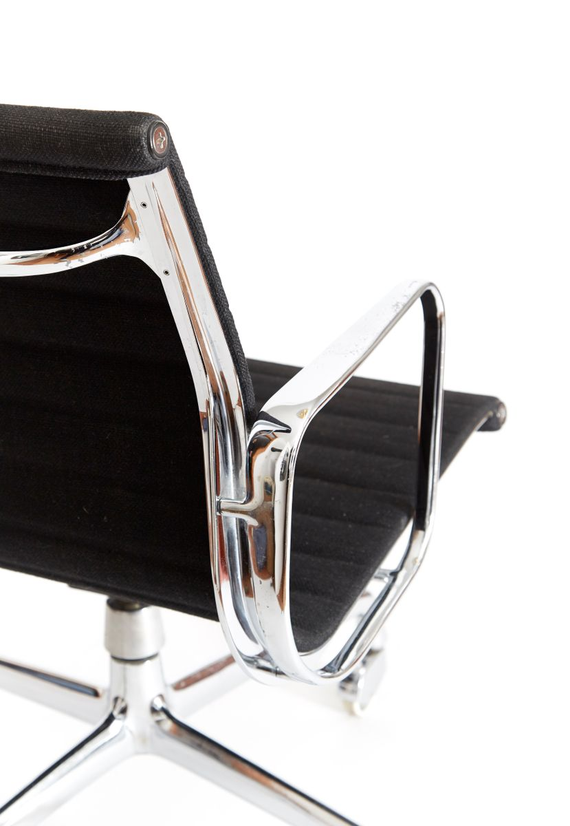 Vintage ea 117 office chair by charles ray eames for for Eames ea 117 nachbau
