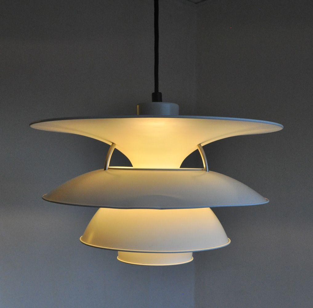 ph 5 4 1 2 charlottenborg pendant by poul henningsen for. Black Bedroom Furniture Sets. Home Design Ideas