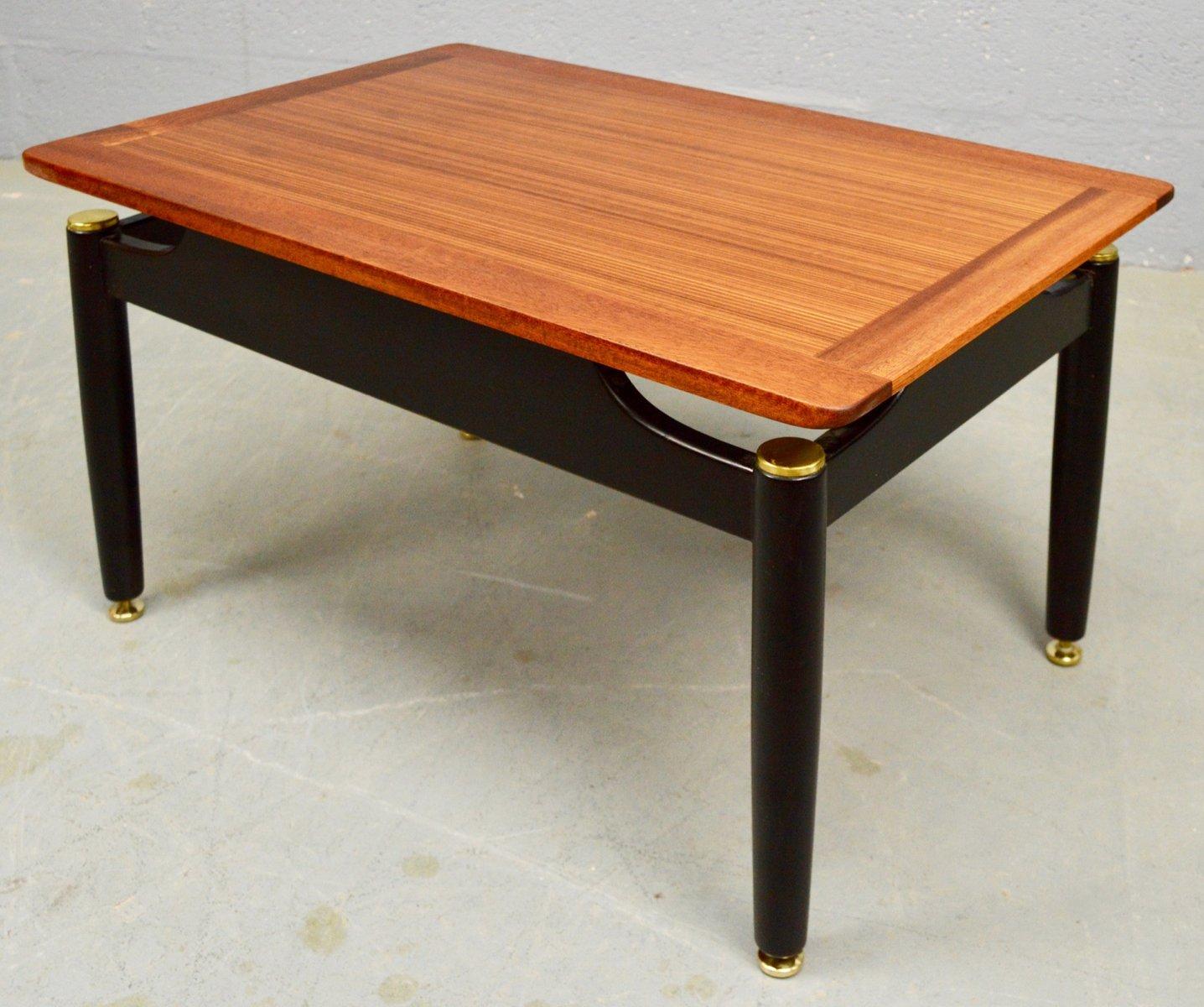 mid century teak beistelltisch aus tola serie von g plan bei pamono kaufen. Black Bedroom Furniture Sets. Home Design Ideas