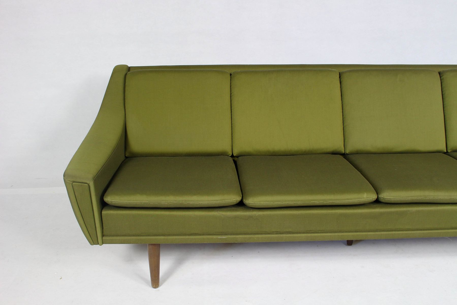 Mid Century Danish Modern Sofa For Sale At Pamono
