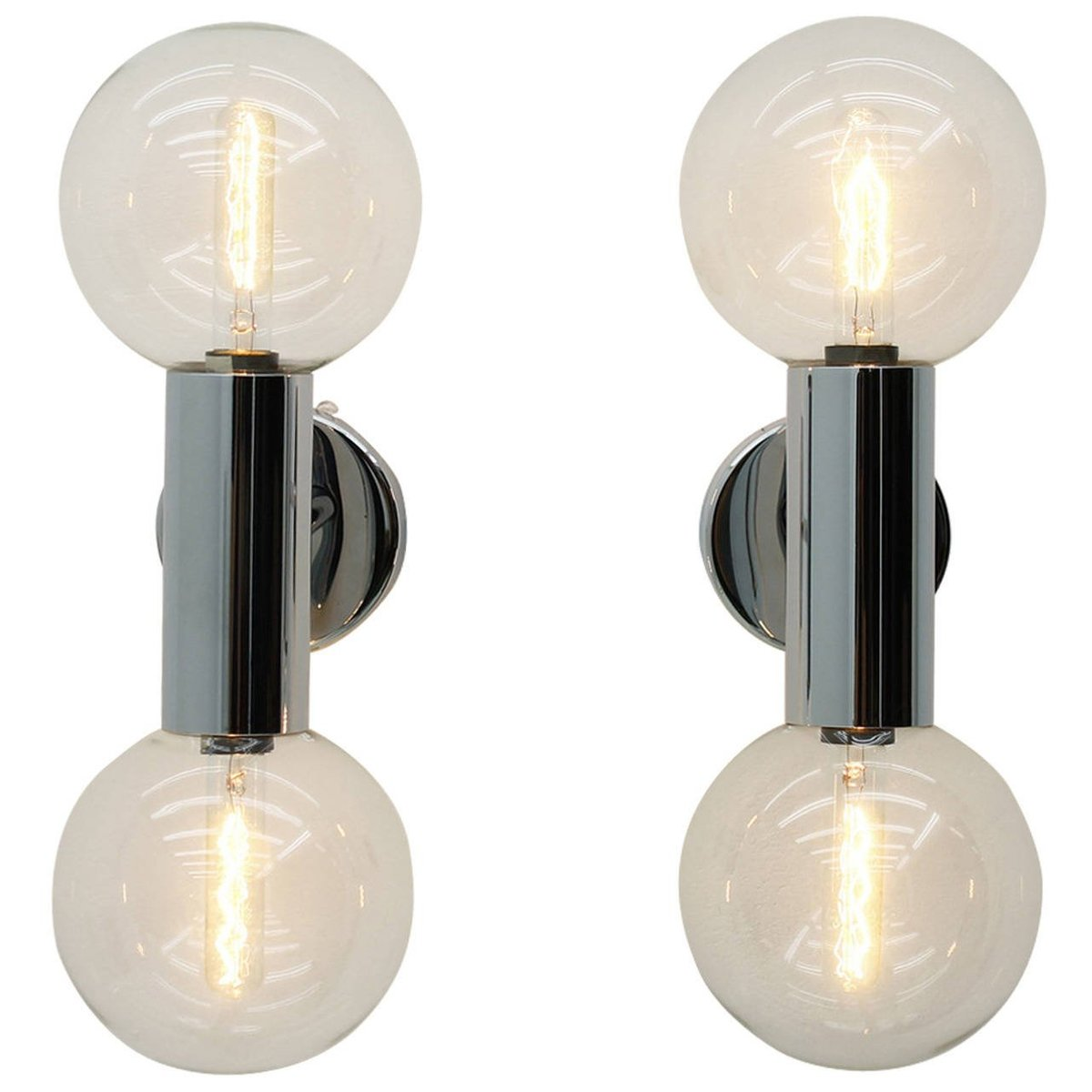 Wall Sconces Set Of 2 : Wall Sconces by Motoko Ishii for Staff, Set of 2 for sale at Pamono