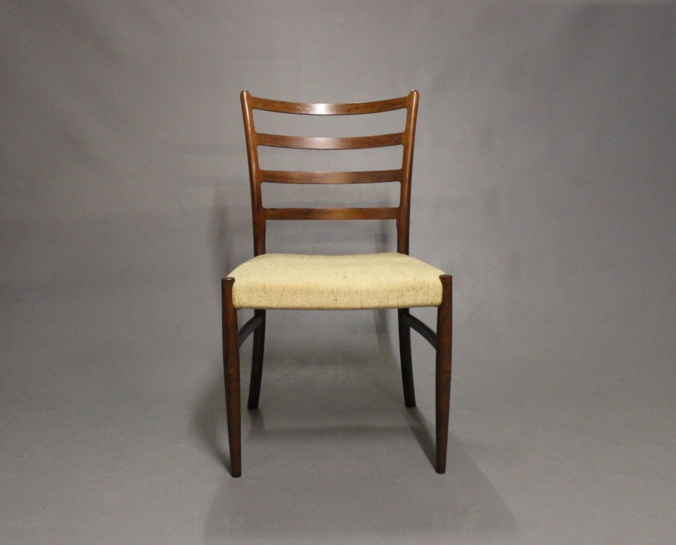 Rosewood Dining Chairs By N O M Ller 1960s Set Of 6
