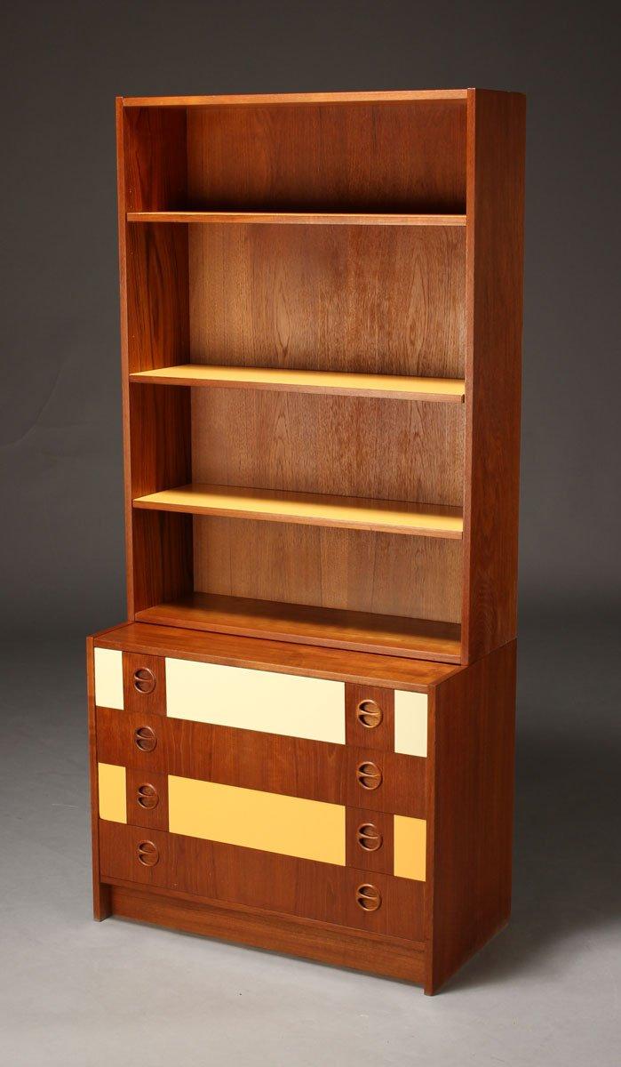 d nisches regalsystem 1950er bei pamono kaufen. Black Bedroom Furniture Sets. Home Design Ideas