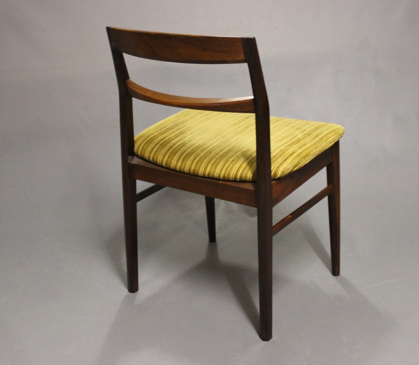 Rosewood Dining Chairs By Arne Vodder 1960s Set Of 4 For