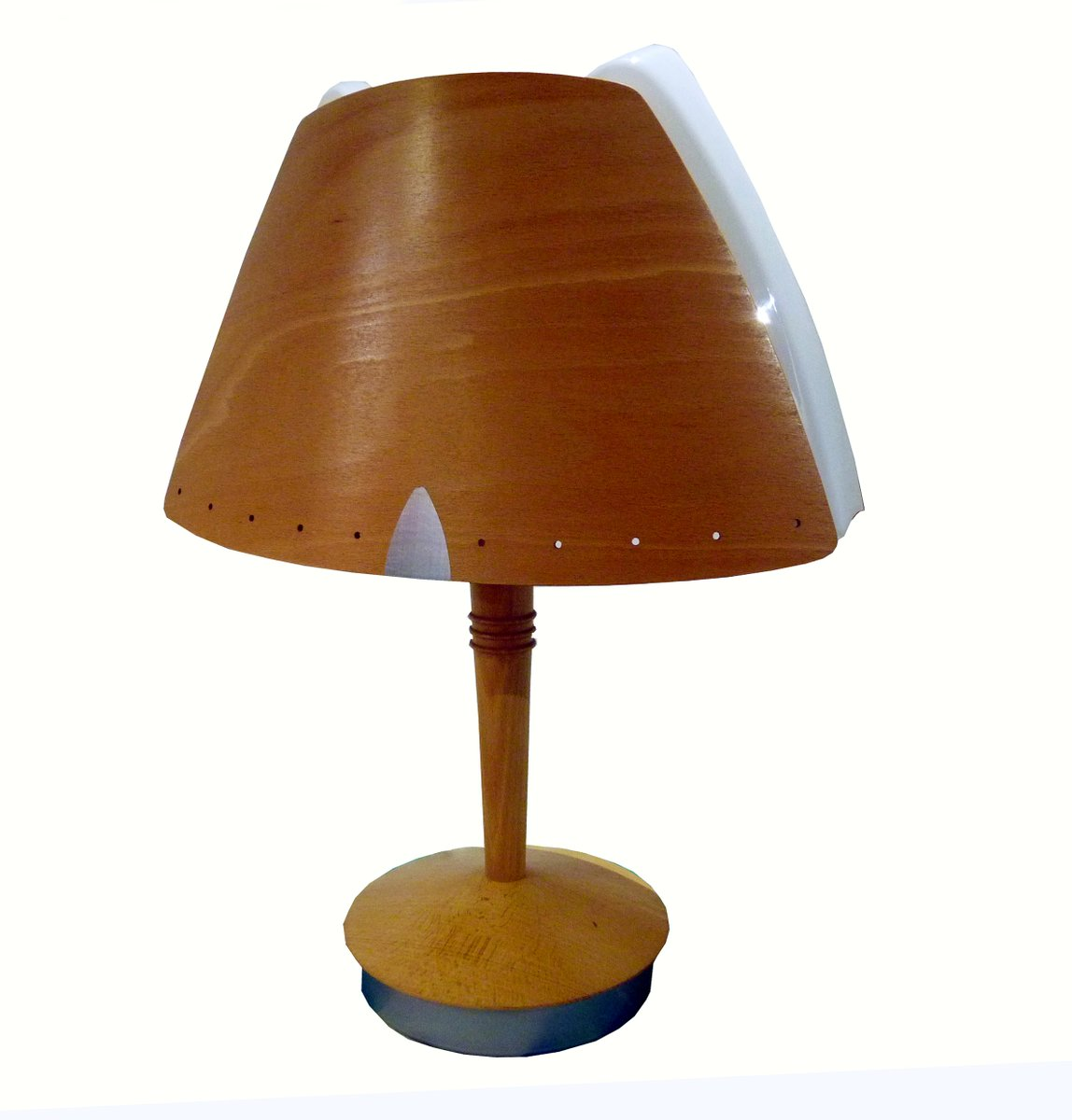 Vintage table lamp for the barcelona hilton 1970s for - Mobles vintage barcelona ...