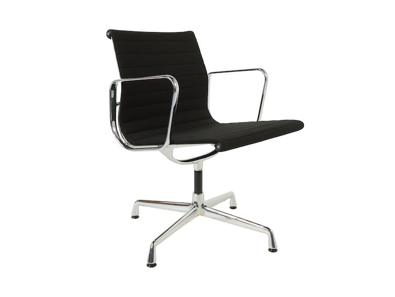 ea 108 office chair by charles ray eames for vitra for sale at pamono. Black Bedroom Furniture Sets. Home Design Ideas