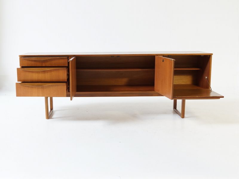 Teak Sideboard by Stonehill Furniture 1960s for sale at