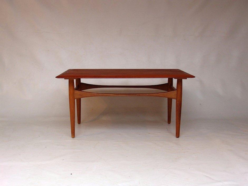 vintage holz couchtisch von bovencamp bei pamono kaufen. Black Bedroom Furniture Sets. Home Design Ideas