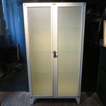 metall medizinschrank aus tschechien bei pamono kaufen. Black Bedroom Furniture Sets. Home Design Ideas