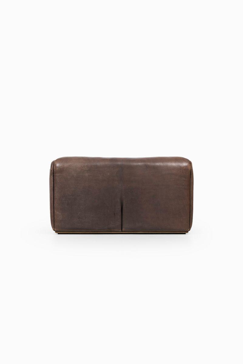 2 sitzer sofa und ds 47 sessel von de sede 2er set bei. Black Bedroom Furniture Sets. Home Design Ideas