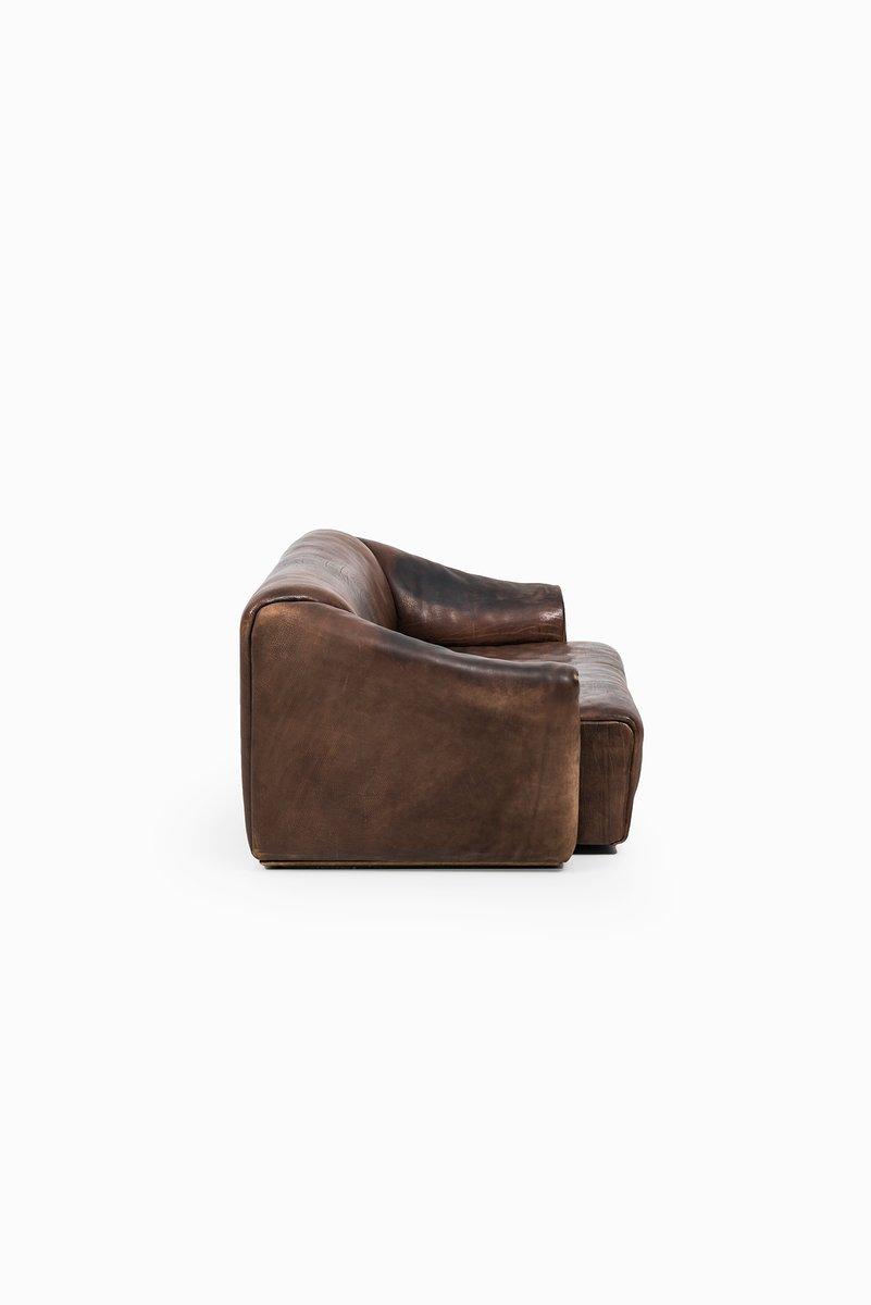 2 Sitzer Sofa Und Ds 47 Sessel Von De Sede 2er Set Bei Pamono Kaufen