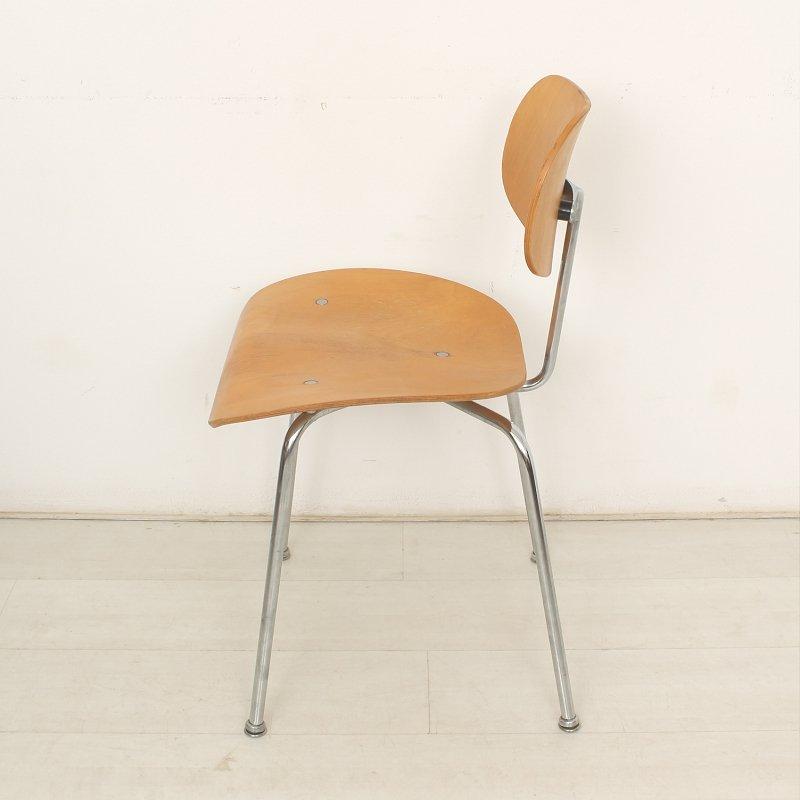 Se 68 schreibtischstuhl von egon eiermann f r wilde for Schreibtischstuhl designklassiker