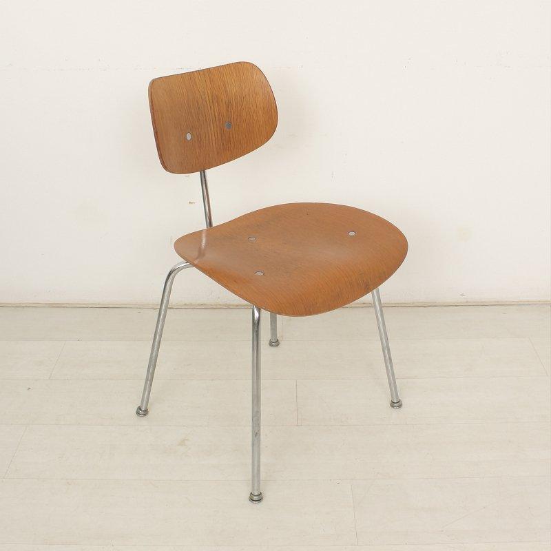mid century se 68 schreibitschstuhl von egon eiermann f r wilde spieth bei pamono kaufen. Black Bedroom Furniture Sets. Home Design Ideas