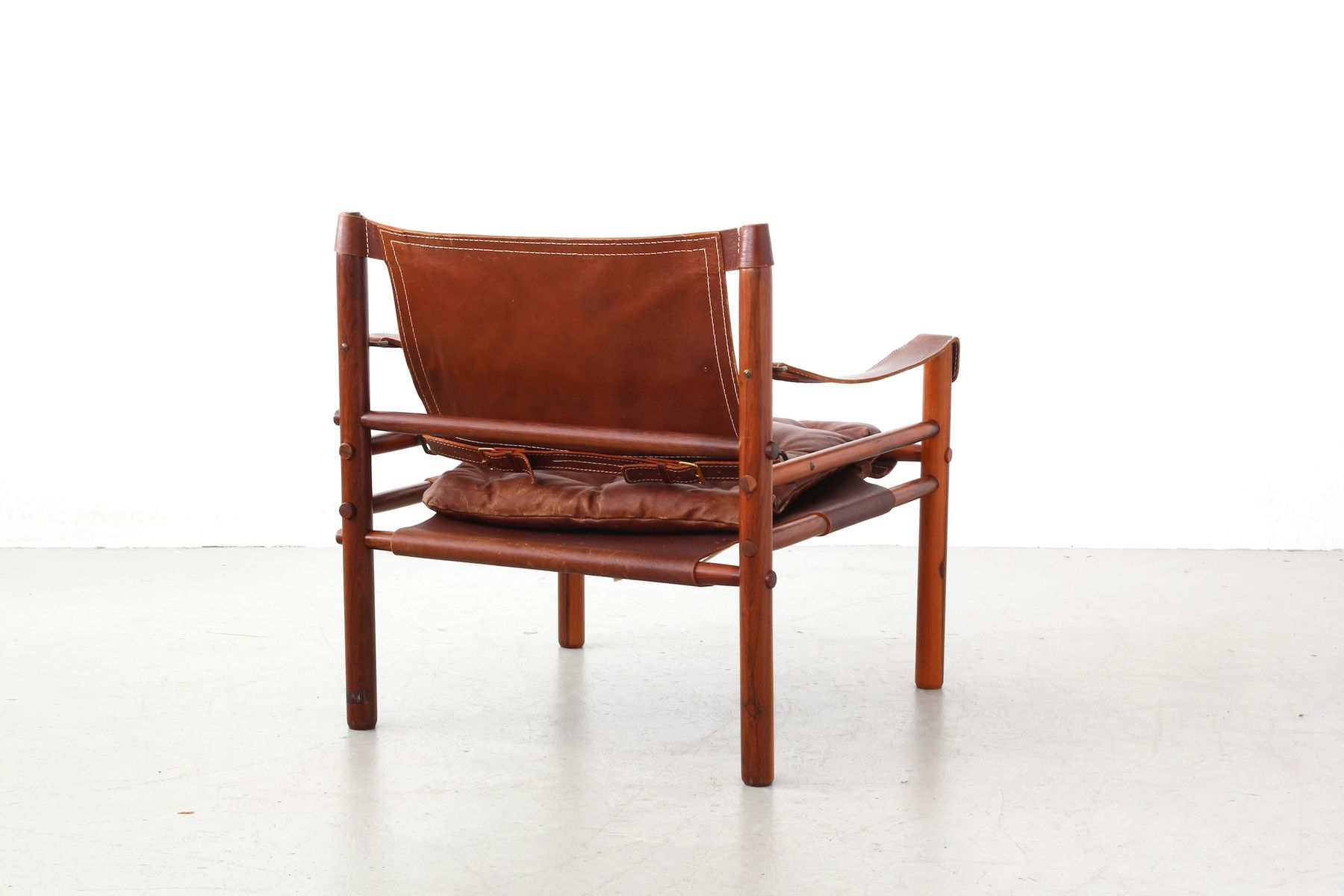 Sirocco Safari Chair by Arne Norell for Norell Møbler for