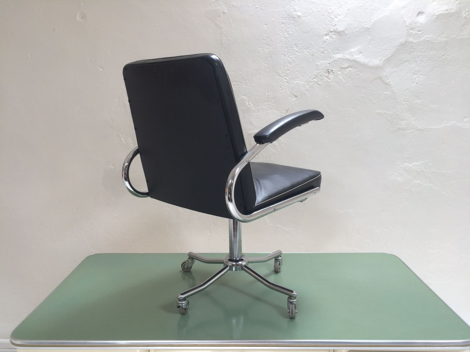 doctor 39 s office desk chair from maquet of rastatt 1950s for sale at