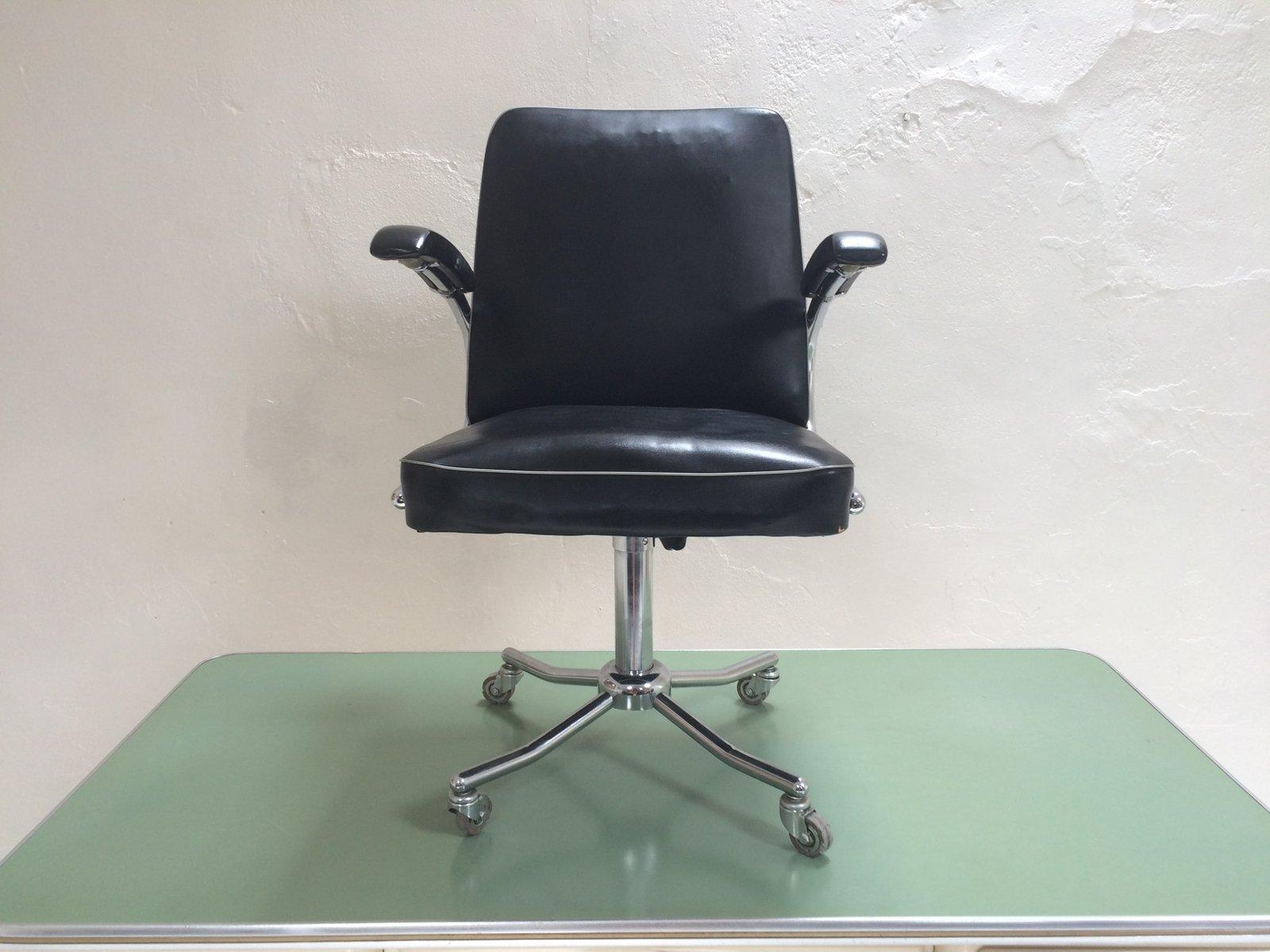 doctor 39 s office desk chair from maquet of rastatt 1950s