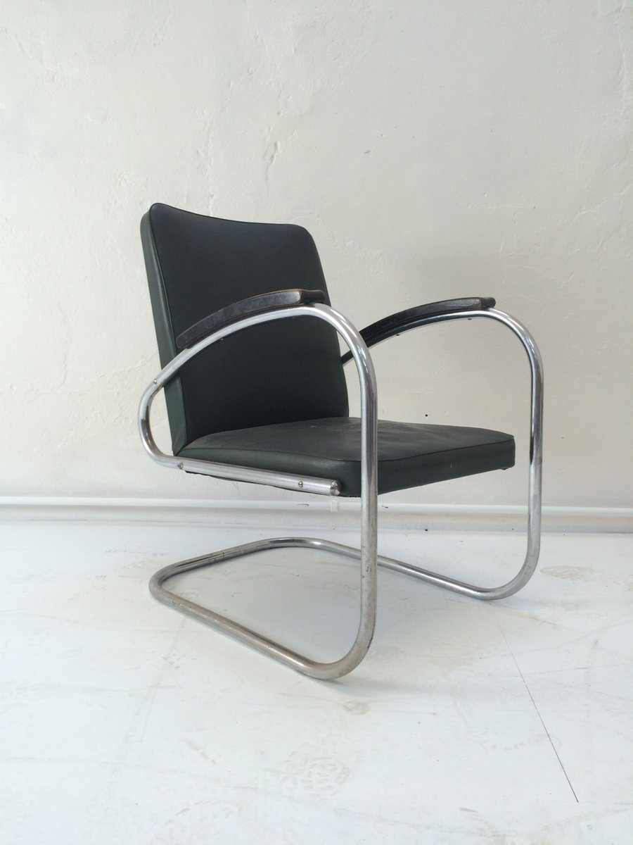 rs cantilever chair from mauser werken s for sale at pamono - rs cantilever chair from mauser werken s