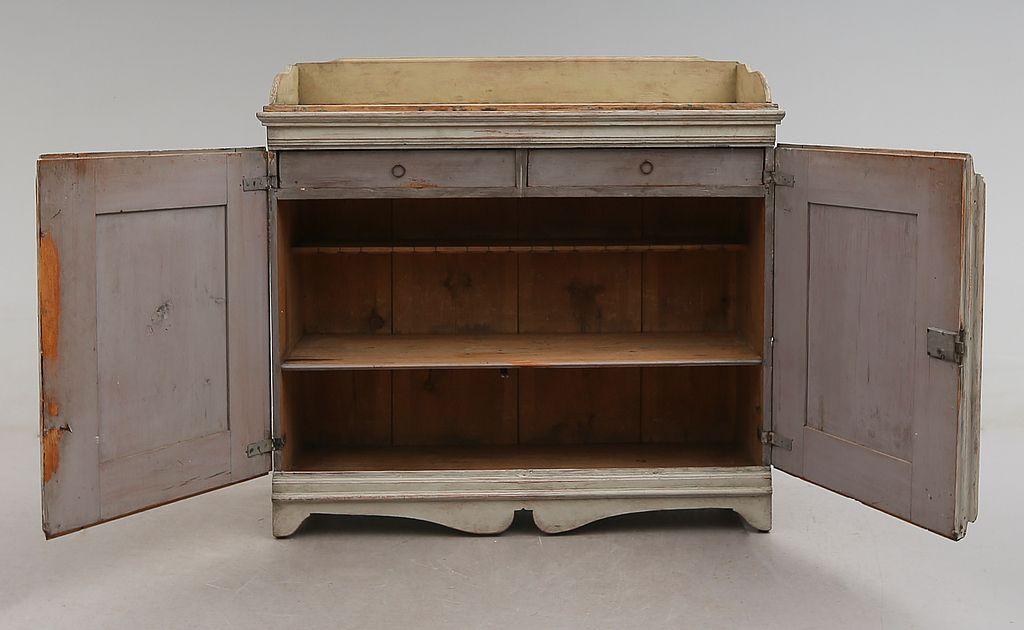 wei es gustavian sideboard 1800er bei pamono kaufen. Black Bedroom Furniture Sets. Home Design Ideas