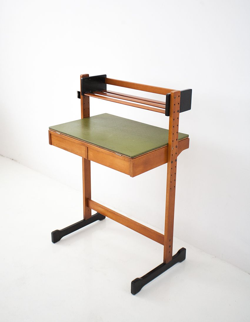 Italian Desk by Fratelli Reguitti, 1950s for sale at Pamono