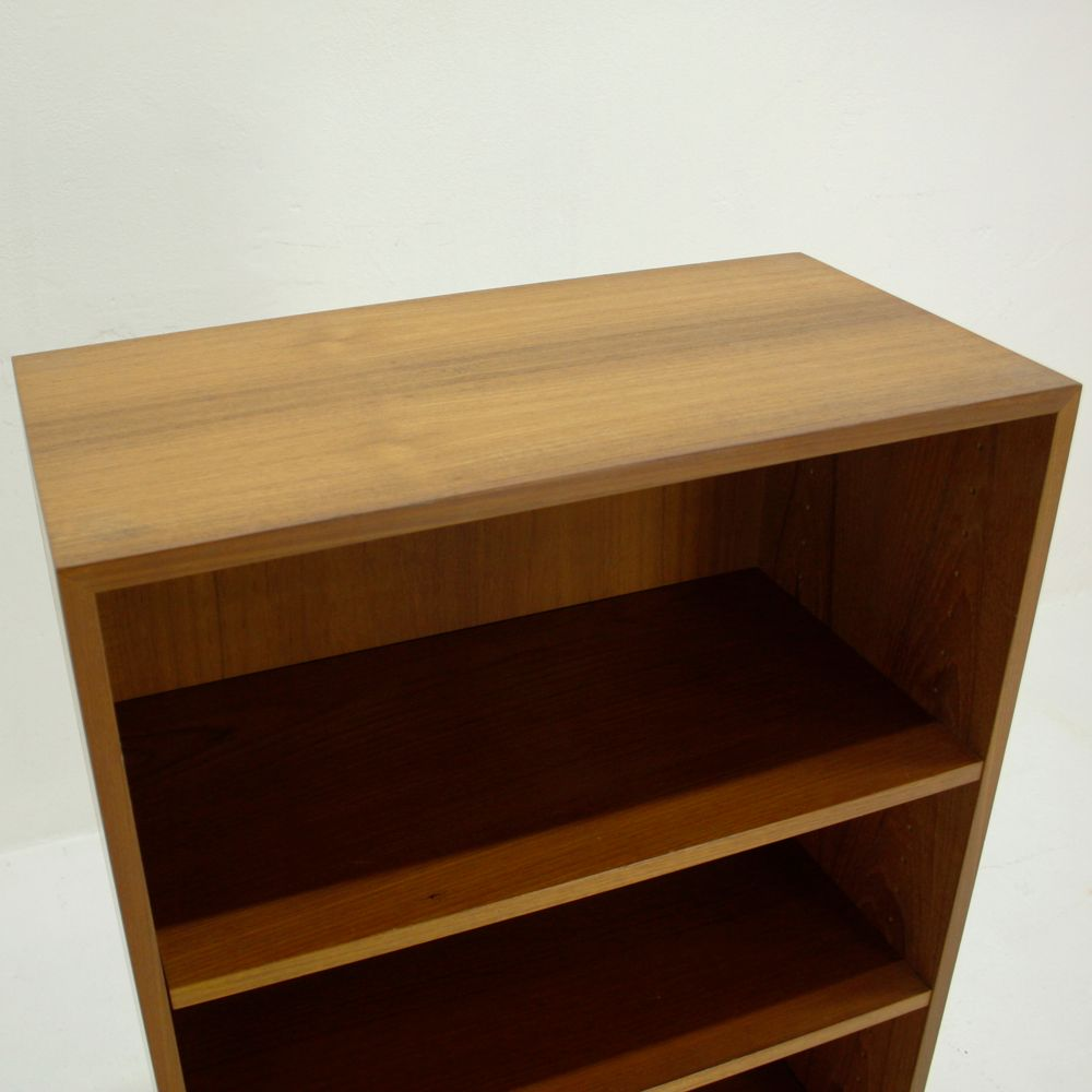 teak book cabinet 1960s for sale at pamono