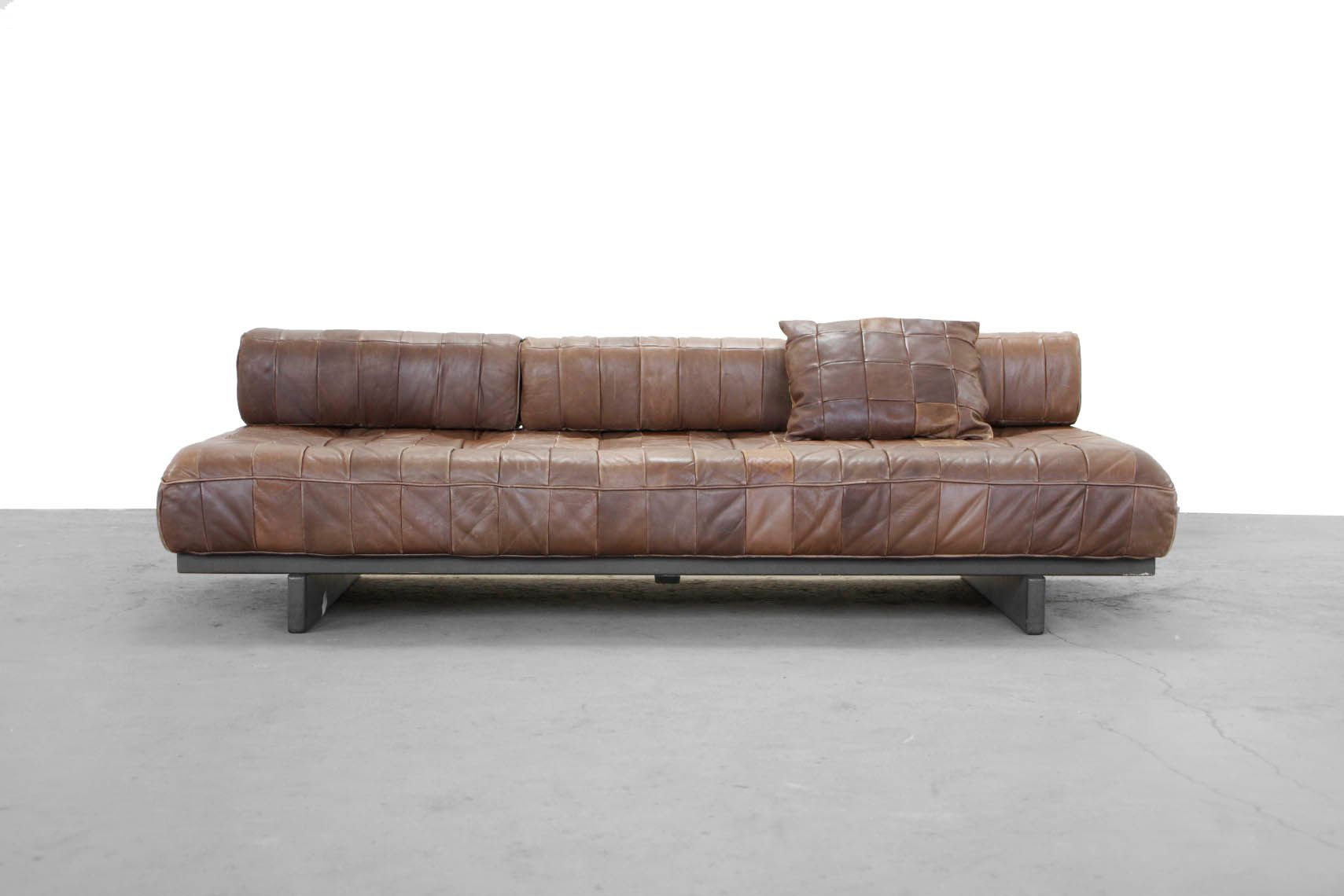 Mid Century Sofa Daybed By De Sede 1972 For Sale At Pamono