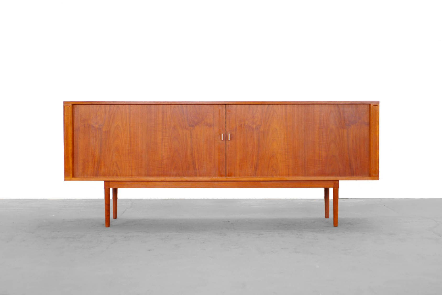 d nisches sideboard von jens harald quistgaard 1960 bei. Black Bedroom Furniture Sets. Home Design Ideas