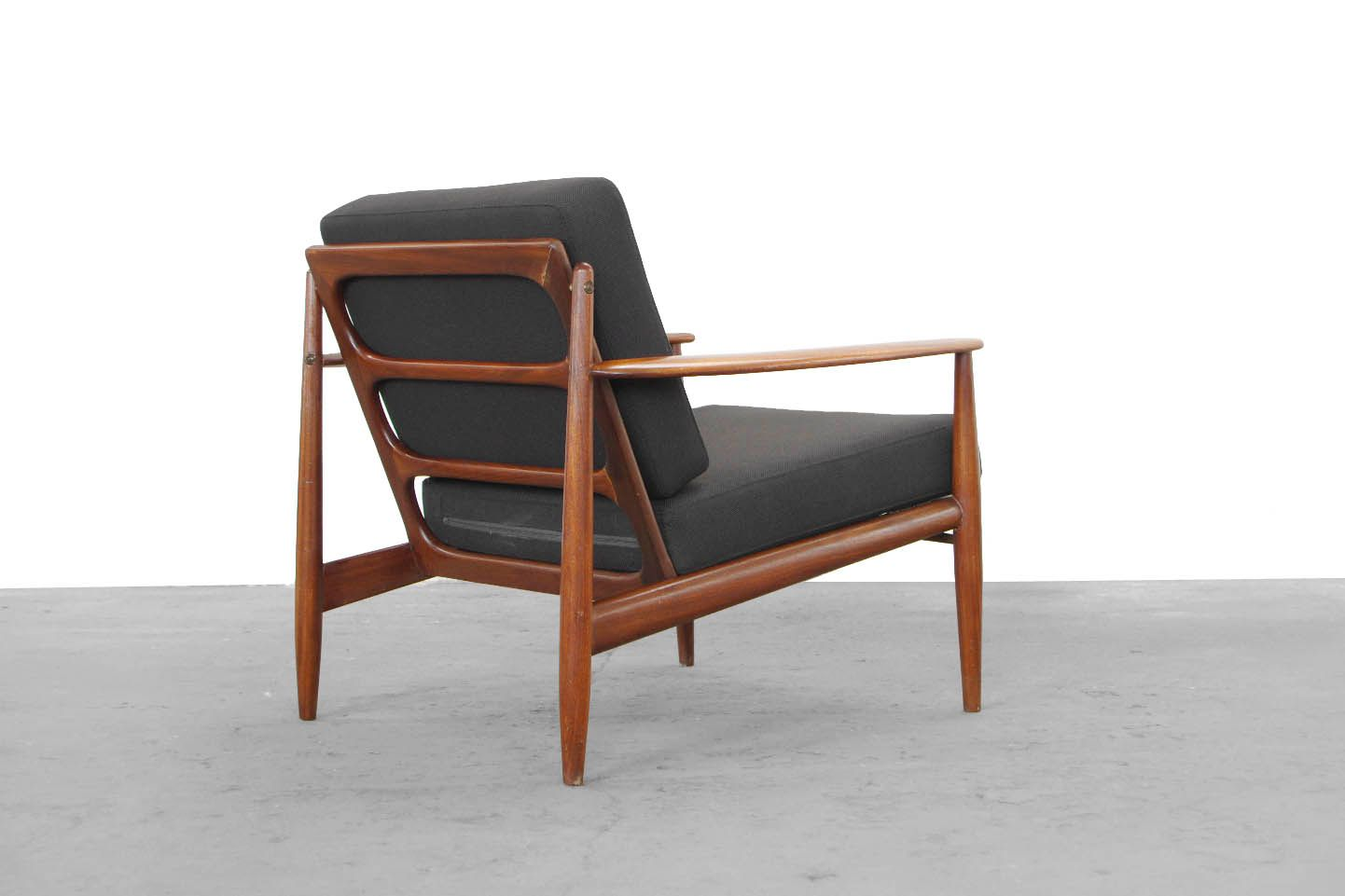 Danish modern chairs 1960 set of 2 for sale at pamono for Modern chairs for sale