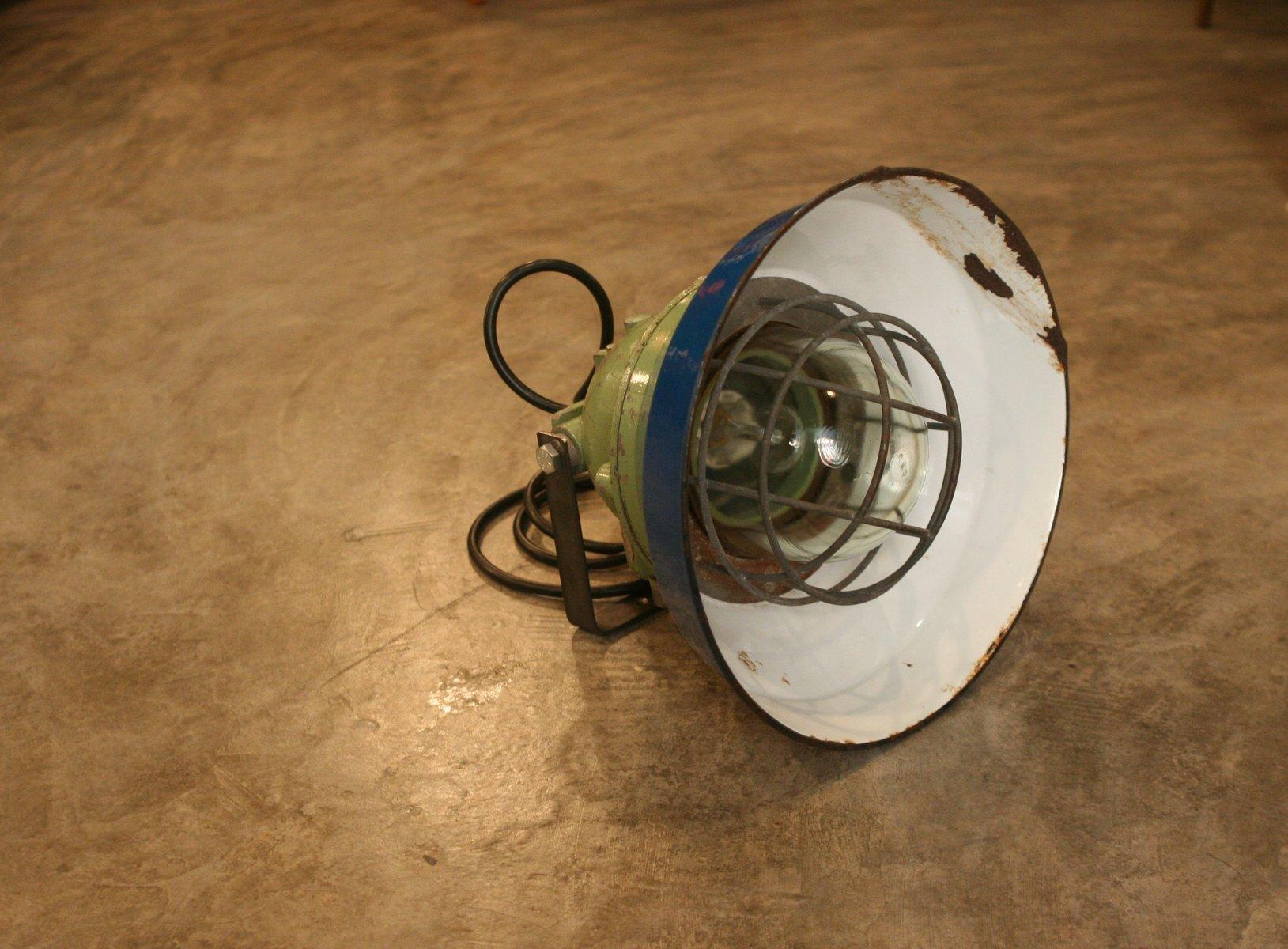 industrie lampe von pan electric mediterranea 1970er bei pamono kaufen. Black Bedroom Furniture Sets. Home Design Ideas