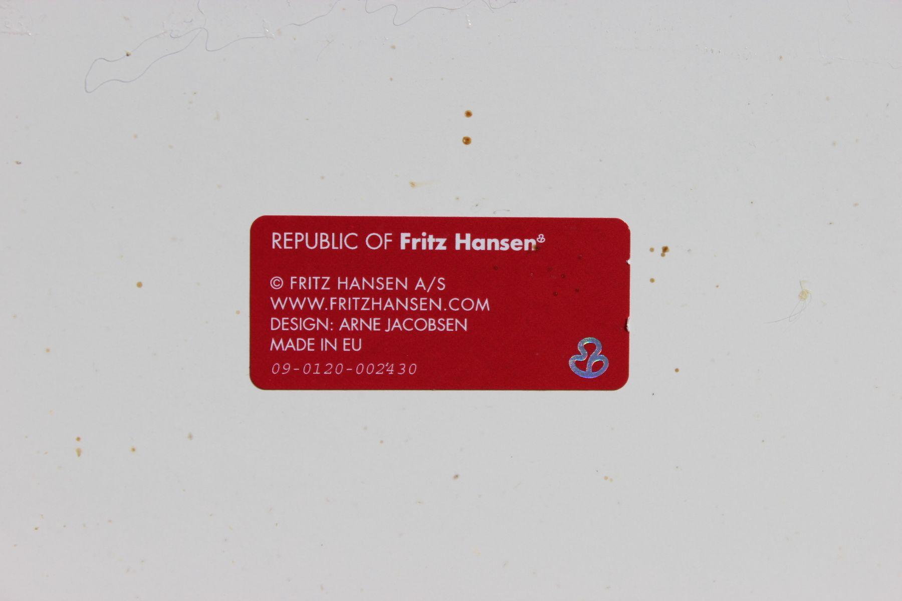 Couchtisch von Arne Jacobsen und Piet Hein für Fritz