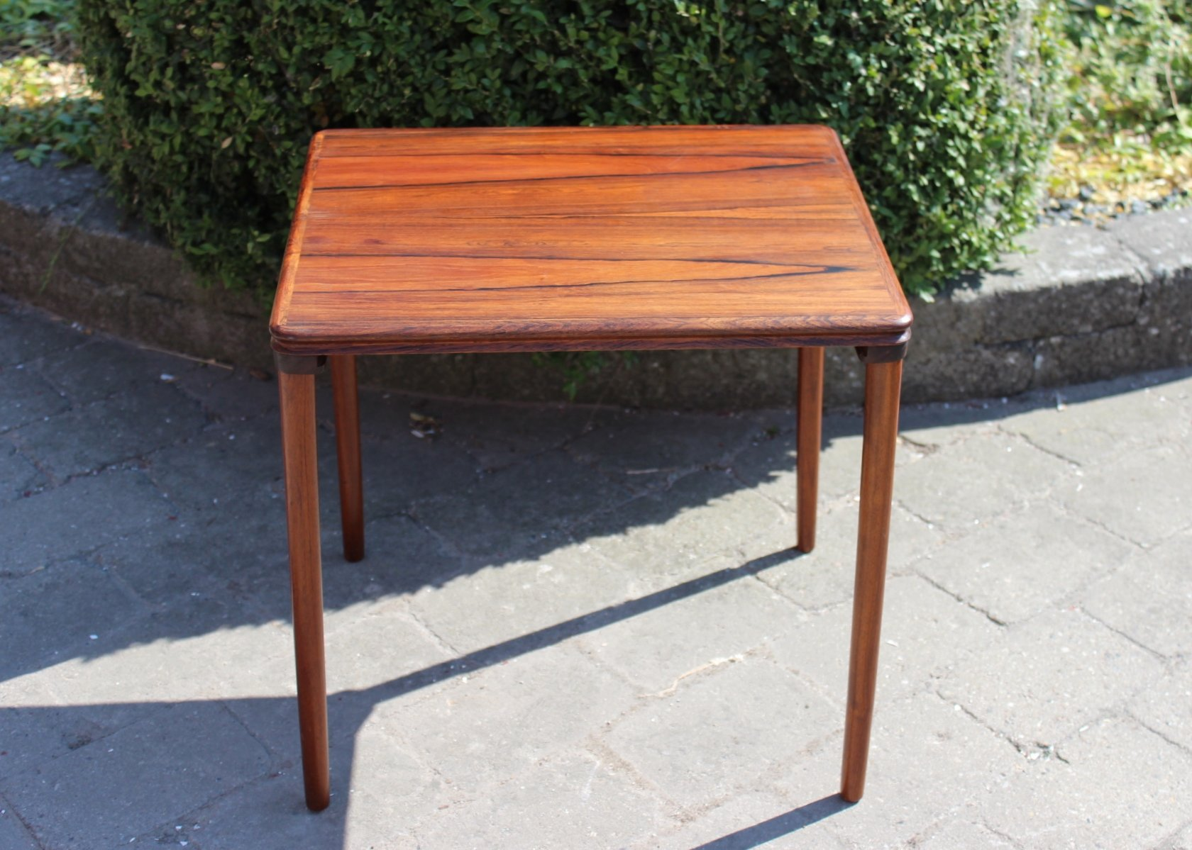 Danish Rosewood Lamp Table, 1960s For Sale At Pamono
