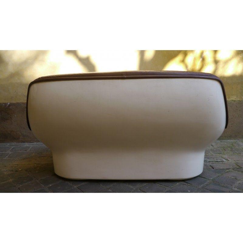 karate sofa von michel cadestin f r airborne 1970er bei pamono kaufen. Black Bedroom Furniture Sets. Home Design Ideas