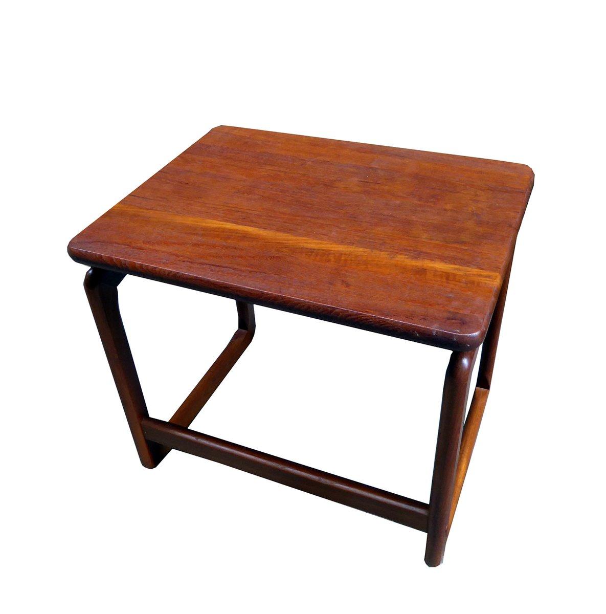 Danish Teak Coffee Table 1950s For Sale At Pamono