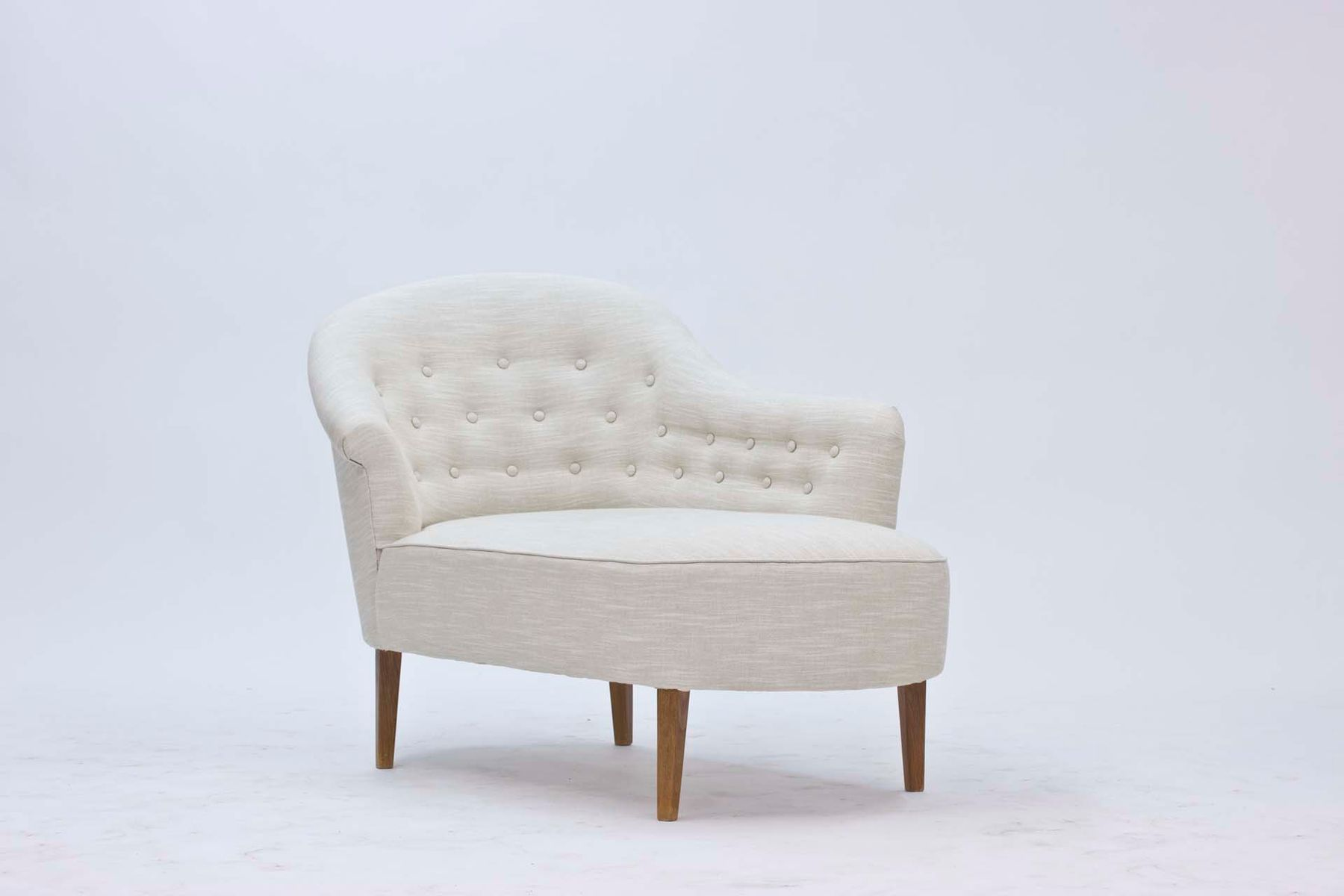 Vintage chaise lounge for sale at pamono for 1950 chaise lounge