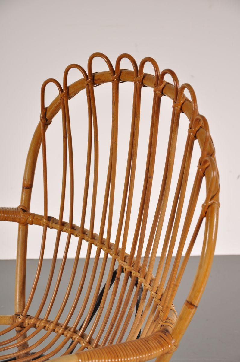 rattan sessel couchtisch von dirk van sliedrecht f r roh noordwolde 2er set bei pamono kaufen. Black Bedroom Furniture Sets. Home Design Ideas