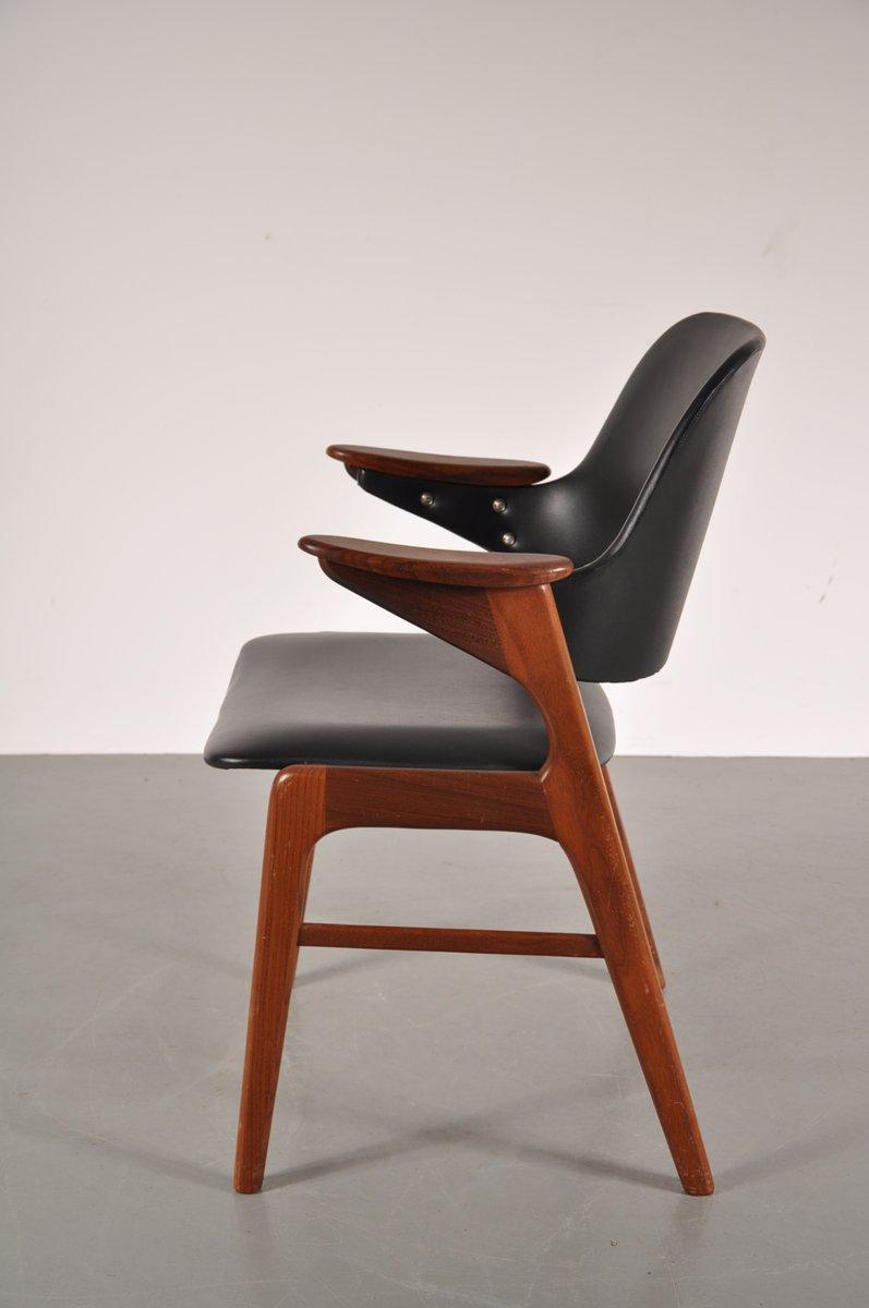 retro schreibtischstuhl wohndesign und inneneinrichtung. Black Bedroom Furniture Sets. Home Design Ideas