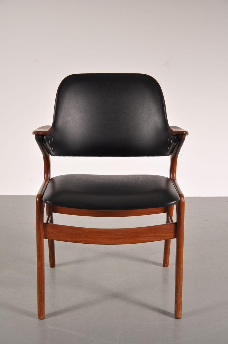 vintage schreibtischstuhl bei pamono kaufen. Black Bedroom Furniture Sets. Home Design Ideas