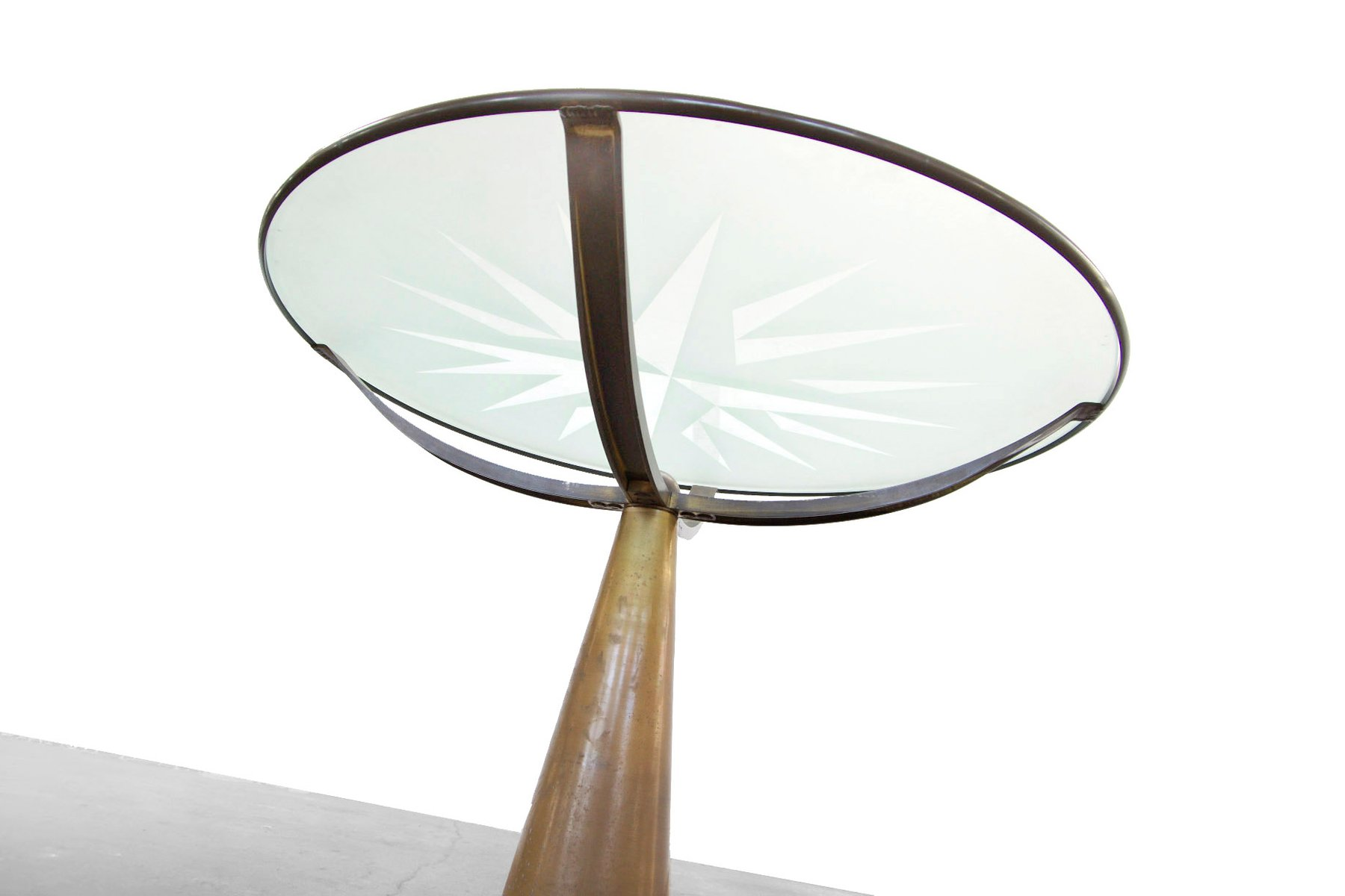 Mid Century Modern Dining Table by Oscar Tusquets for Astrolabio