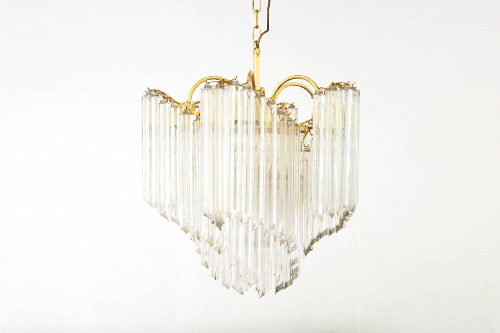 Italian Modern Murano Glass Chandelier 1950 for sale at Pamono – Modern Murano Glass Chandelier