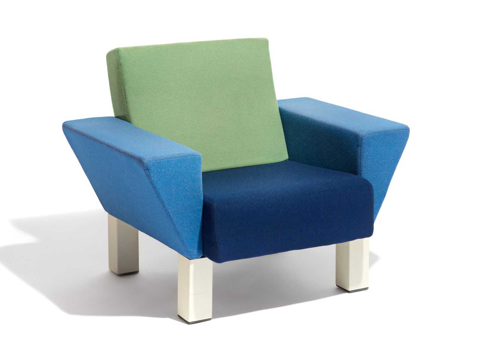 Westside lounge chairs by ettore sottsass for knoll 1980s for 1980s chair