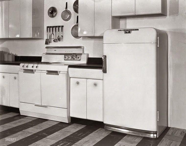 amerikanisches k chen set von raymond loewy 1951 bei pamono kaufen. Black Bedroom Furniture Sets. Home Design Ideas