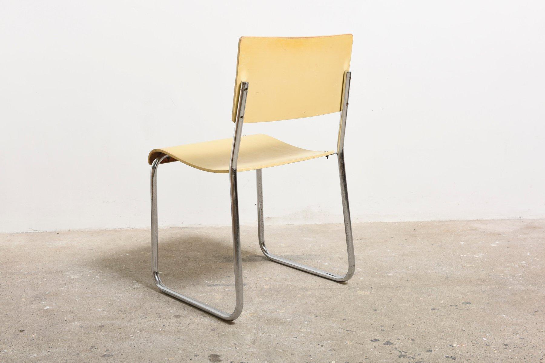 Bauhaus chair 1920 - Price Per Set