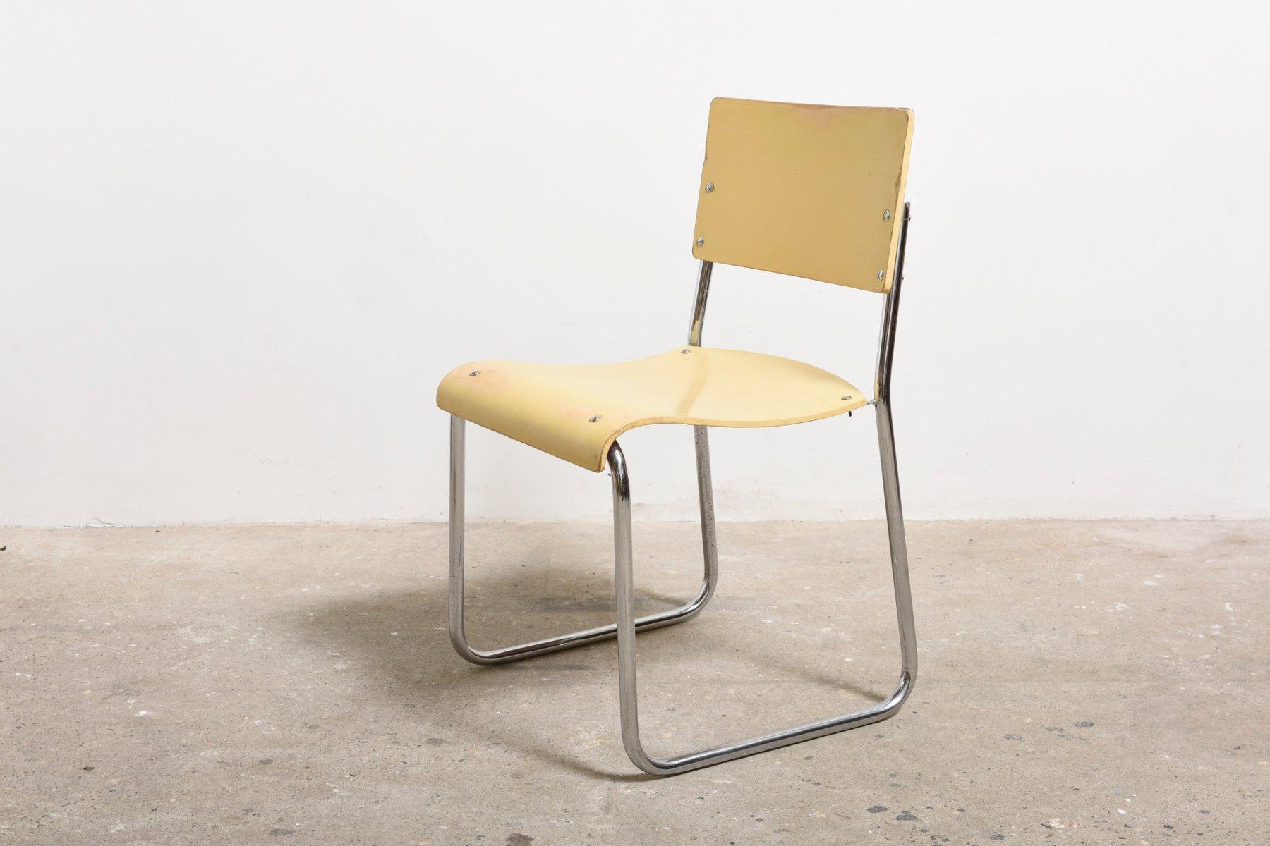 art d co bauhaus st hle deutschland 1920er 6er set bei. Black Bedroom Furniture Sets. Home Design Ideas