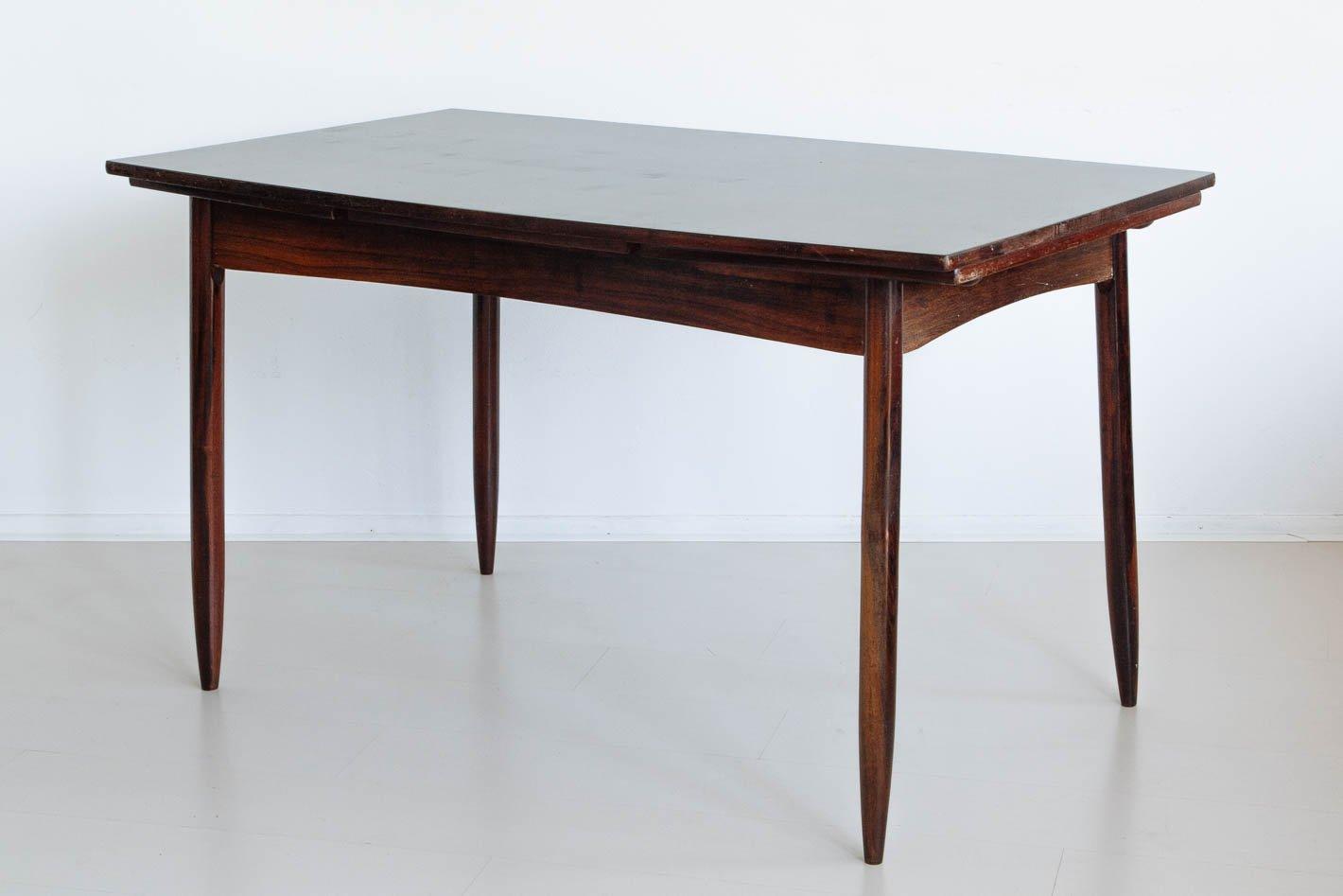 mid century esstisch von topform bei pamono kaufen. Black Bedroom Furniture Sets. Home Design Ideas