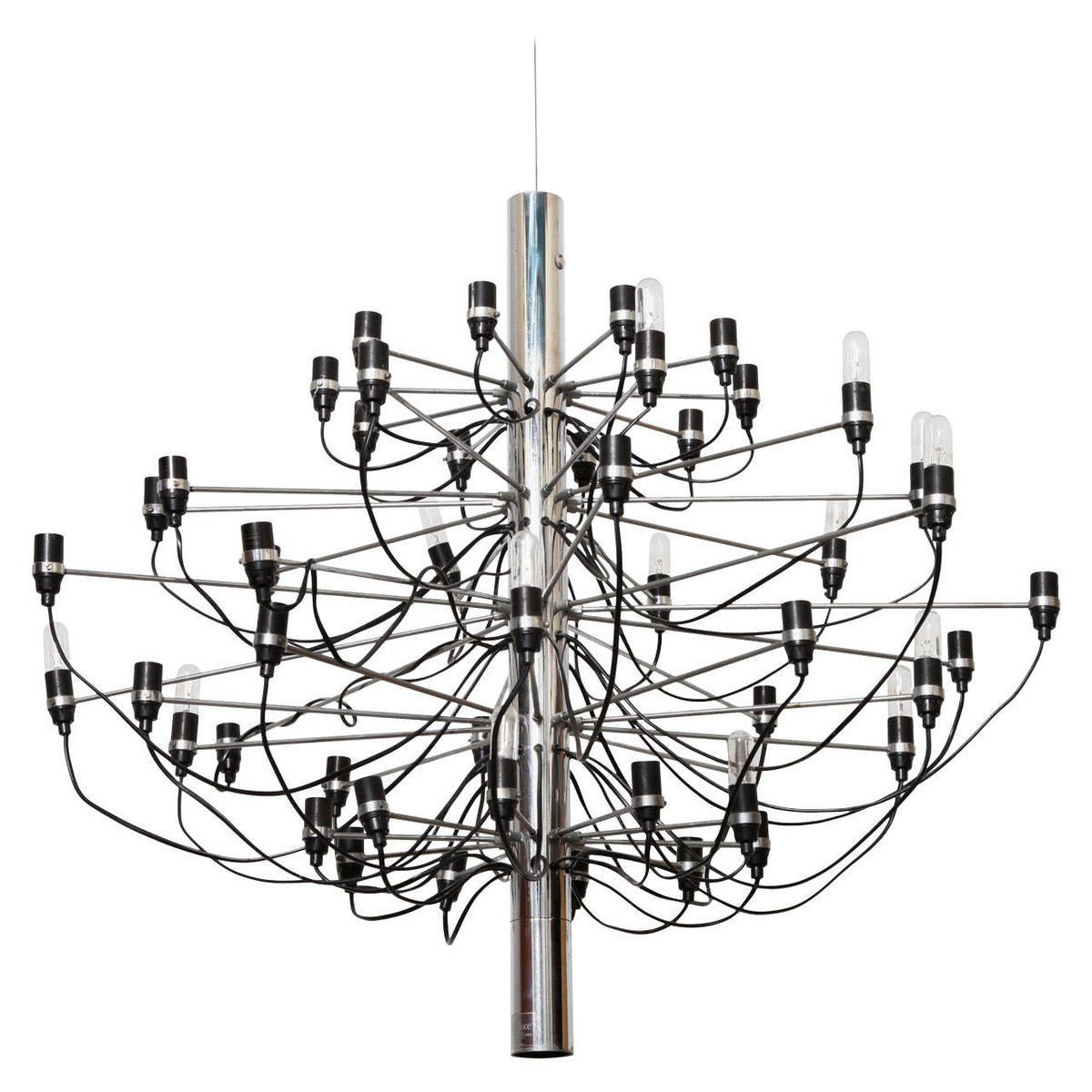 2097 Chandelier by Gino Sarfatti for Arteluce, 1962 for ...