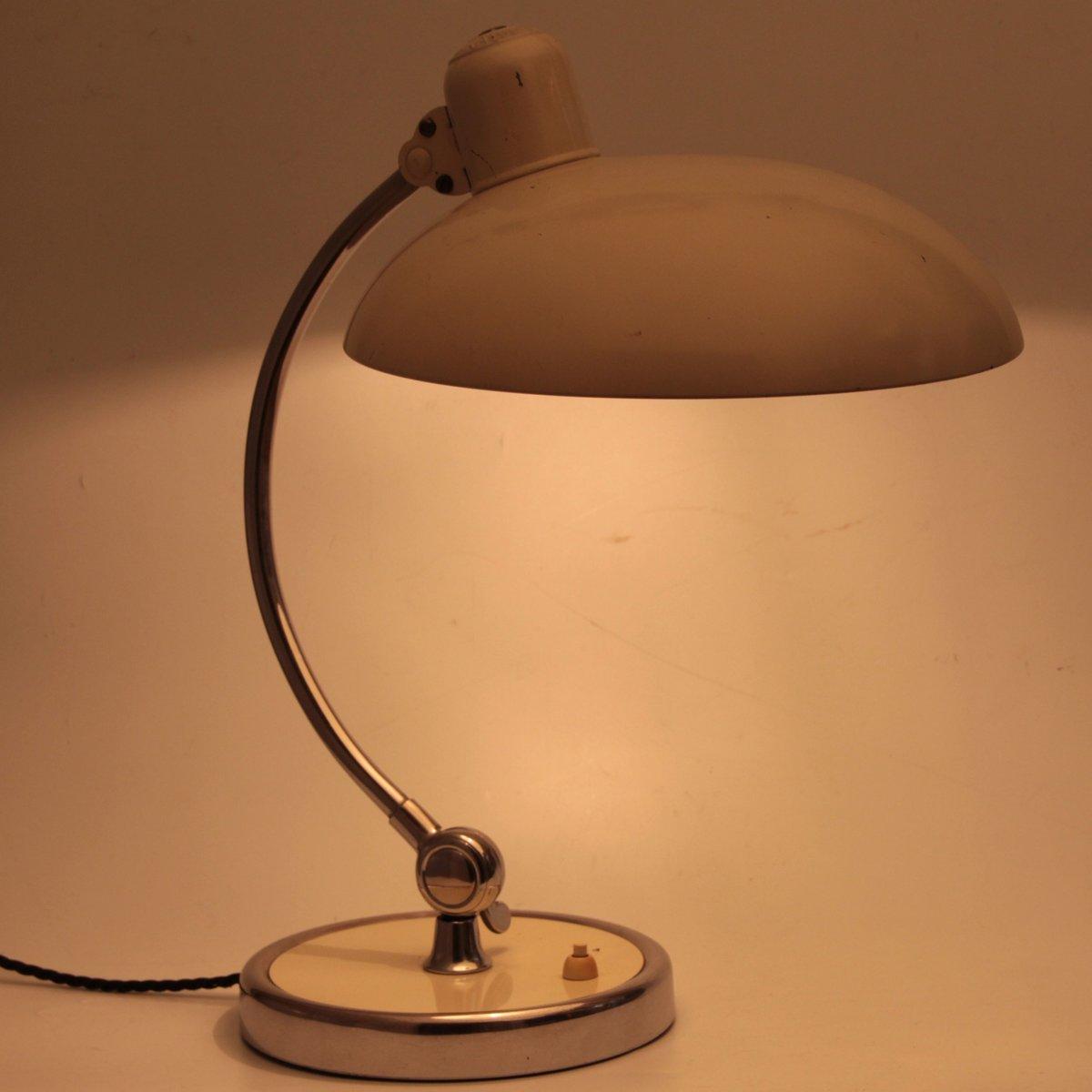 kaiser idell 6631 tischlampe von christian dell f r kaiser. Black Bedroom Furniture Sets. Home Design Ideas